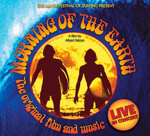 Morning Of The Earth tem Michael Peterson, Nat Young e Terry Fitzgerlad como protagonistas.