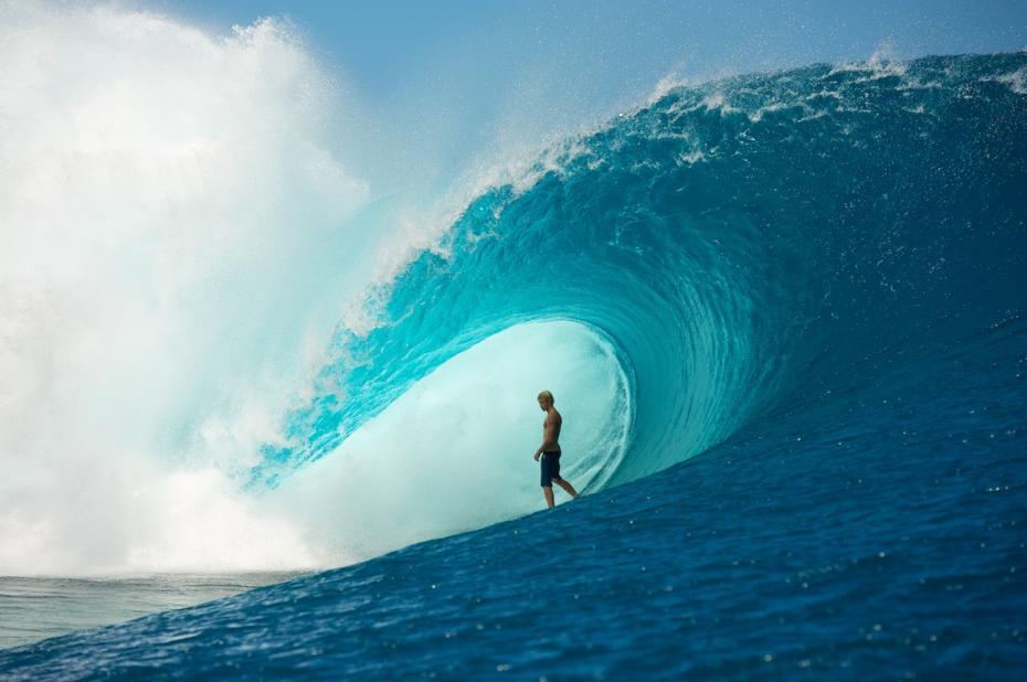 John John Florence está preparado para surfar as ondas cabulosas do tour. Foto: Tim McKenna