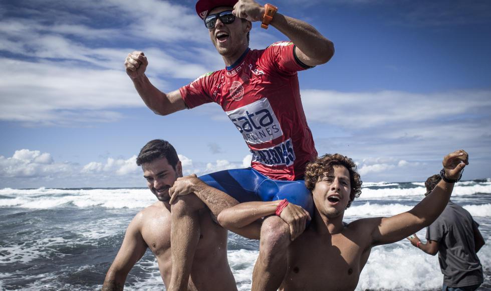 Festa brasileira em Portugal. Foto: ASP/ Damien Poullenot