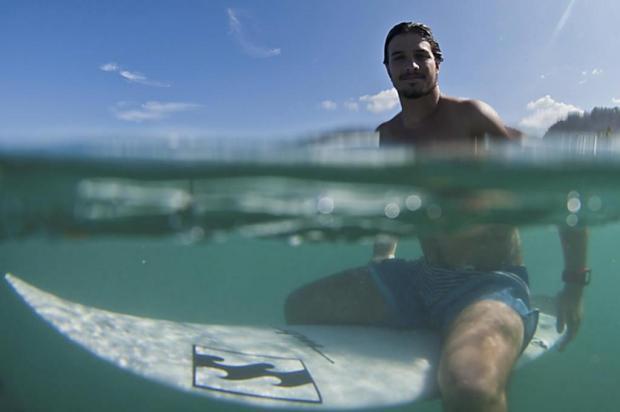 A comunidade do surf está de luto. Foto: Diario Catarinense